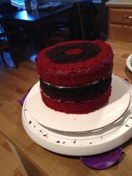 Checkerd cake